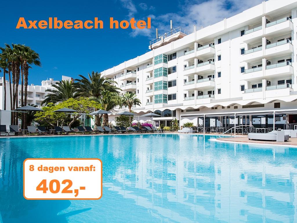 AxelBeach-hotel-aanbieding