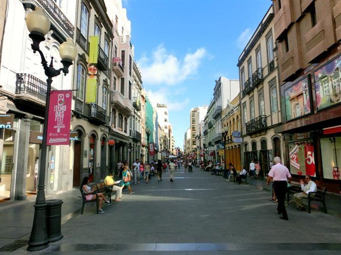 Winkelen-in-Las-Palmas